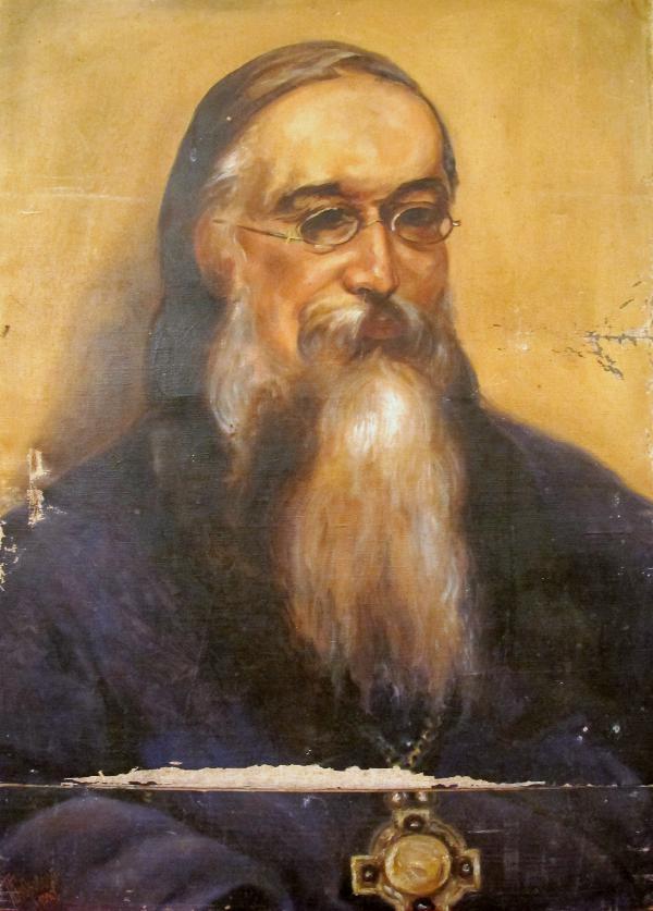 Portrait du métropolite Euloge