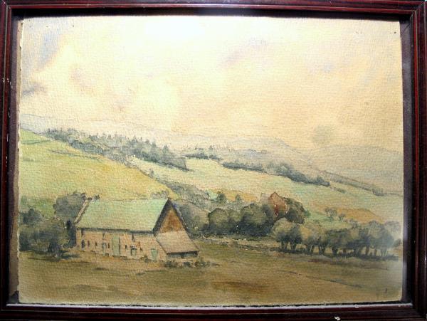 Maison du camp de l'ACER à Saint Théoffrey dans l'Isère