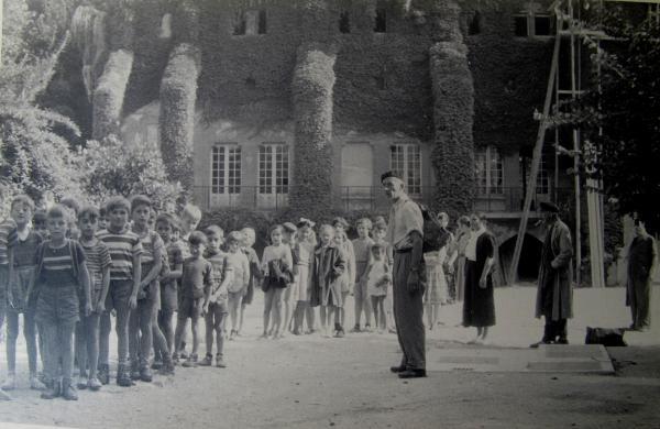 Moulin de Senlis à Montgeron Foyer pour enfants