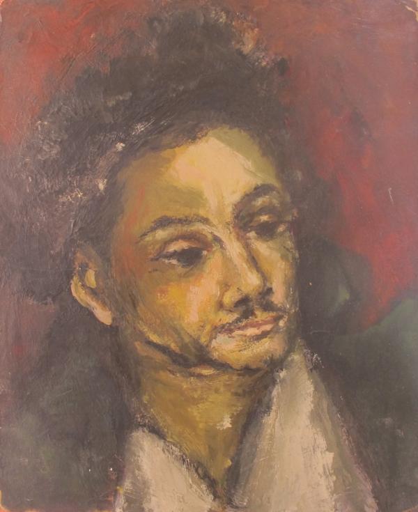 Portrait de Alik Pogoretsky ancien cadet de Versailles
