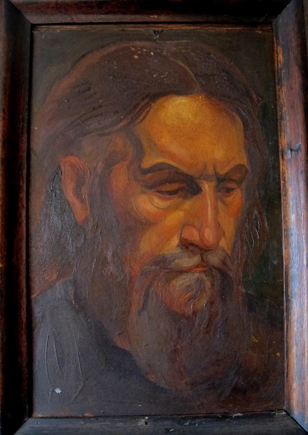 Soeur Jeanne Reitlinger Portrait du père Serge Boulgakov