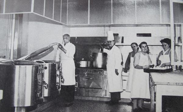 La Maison Russe de Cormeilles-en-Parisis en 1954