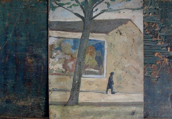 Mikhail Starikoff, un peintre russe inconnu