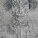 Portrait inédit de Marc Chagall par Jacques Chapiro